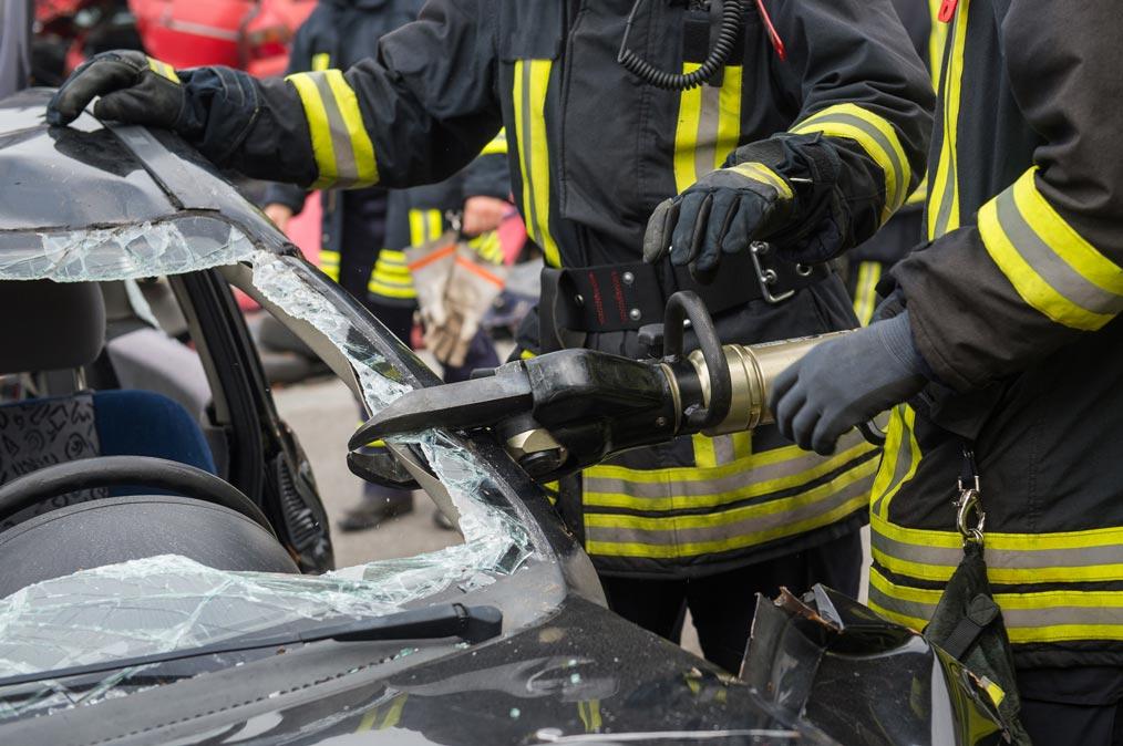 Erste Hilfe Kurs first responder training